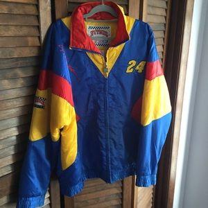 Jeff Gordon #24 Nascar Vintage Jacket Soze xL